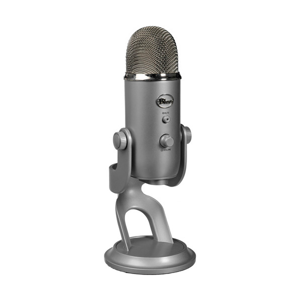 Blue Yeti Tabletop Microphone