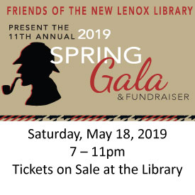 Friends of the Library Spring Gala