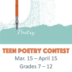 Teen Poetry Contest