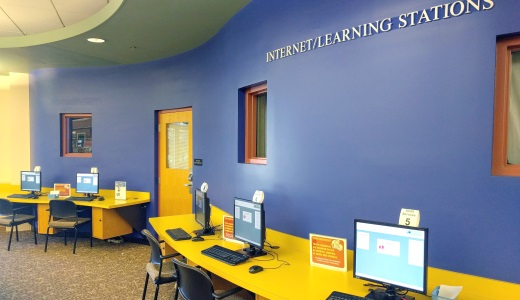Youth Services Technology Center