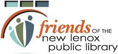 Friends of the New Lenox Library logo