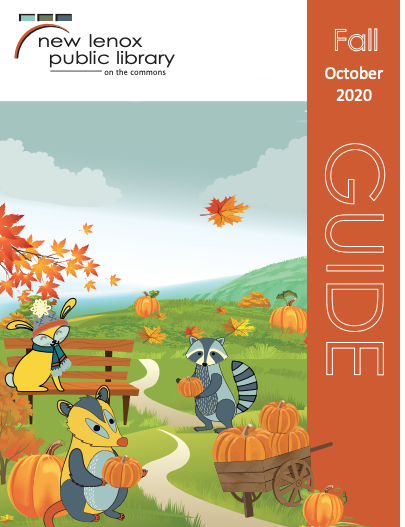 October Guide Cover