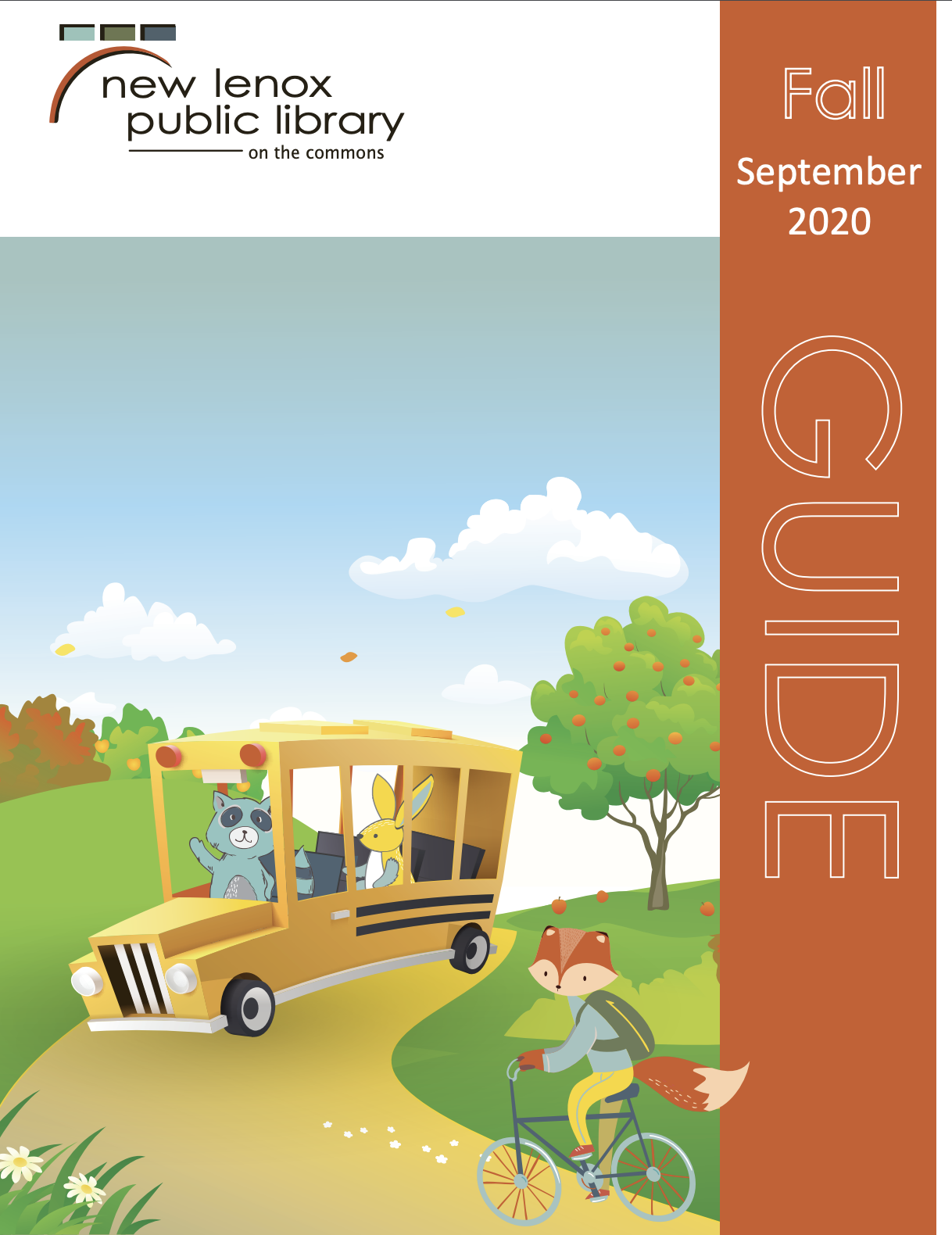 September Guide Cover