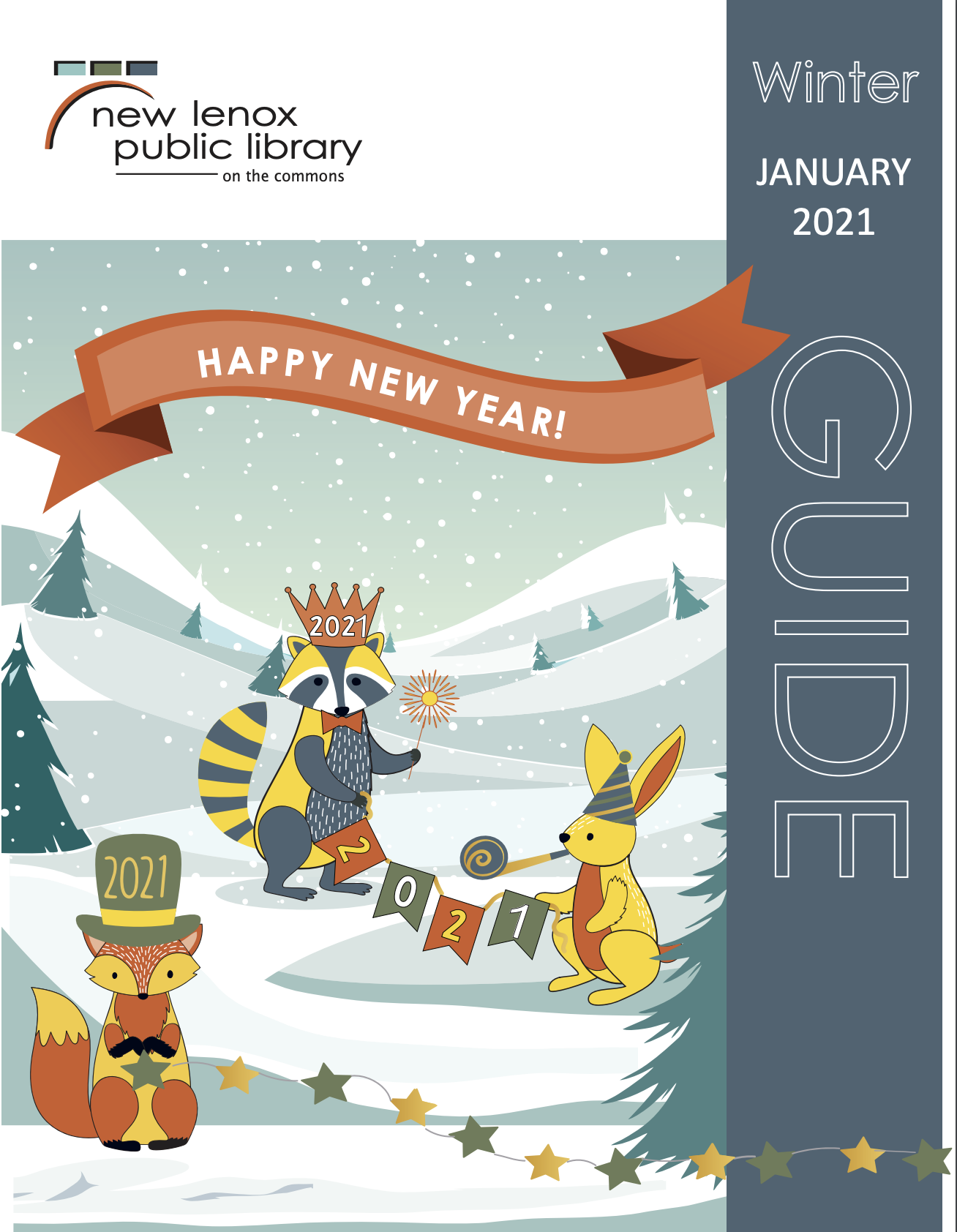 January Guide Cover